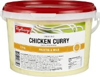 Rydbergs Chicken Curry kastike 2,5kg