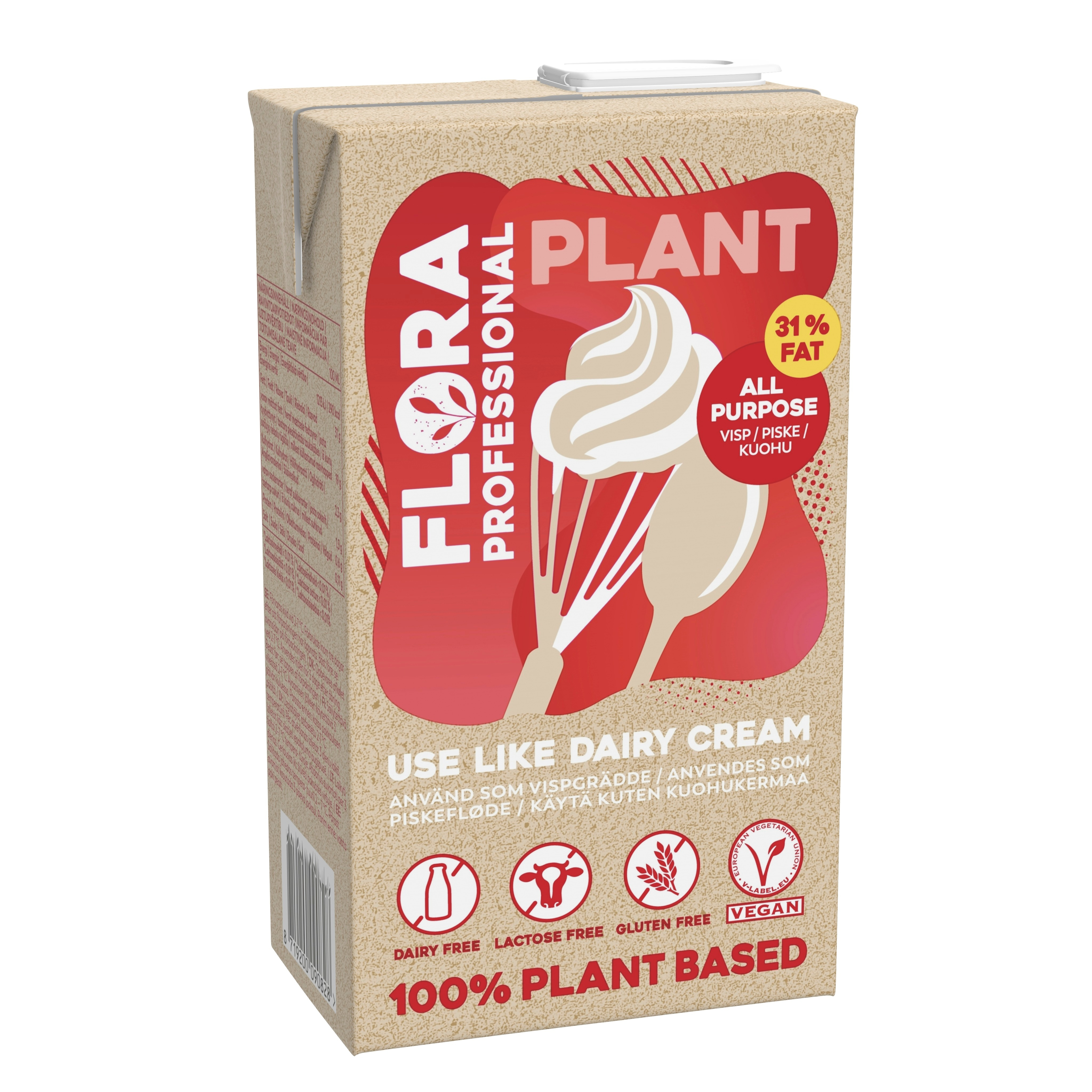 Flora Plant 31 % All Purpose -