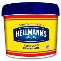 Hellmann's Remouladekastike 5 kg