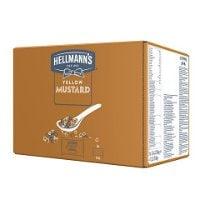 Hellmann's Sinappi Täyttöpussi  2,5 kg -