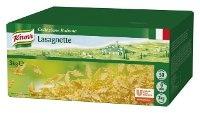 Knorr Lasagnette, kuviopasta 3 kg