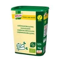 Knorr Luomu Kasvisliemi 1kg/125 L