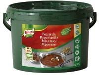 Knorr Pippurikastike 3,6 kg / 30 L