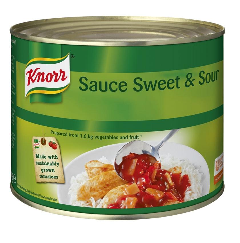 Knorr Sweet and Sour -kastike 2 kg -
