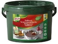 Knorr Tumma Punasipulikastike 3,5 kg / 25 L
