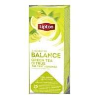 Lipton HoReCa Green Tea Citrus  6 x 25 pss -