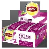Lipton HoReCa Mustaherukka 100 pss -