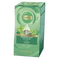 Lipton Pyramid Delicate Mint, yrttitee 6 x 25 ps