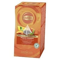 Lipton Pyramid Peach & Tropical Mango 6 x 25 pss