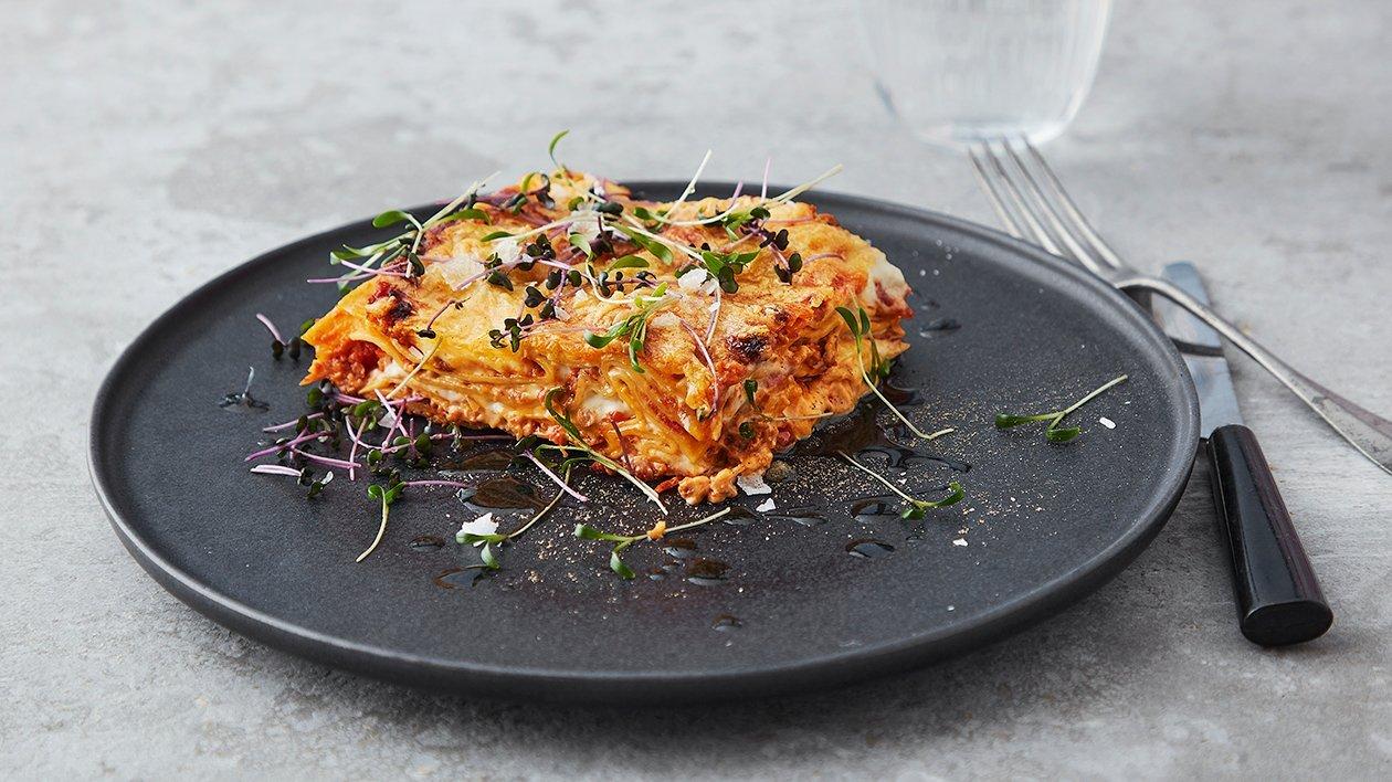 Lasagne Bolognese – Resepti