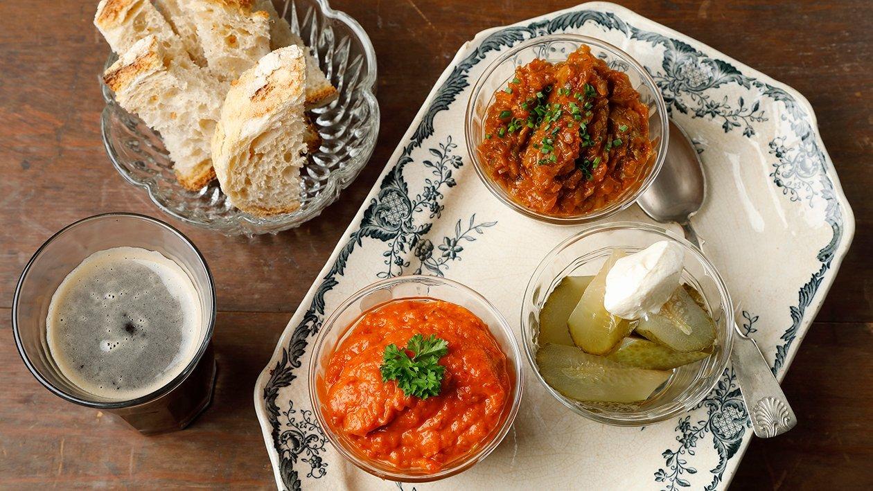 Adjika - georgialainen maustekastike – Resepti