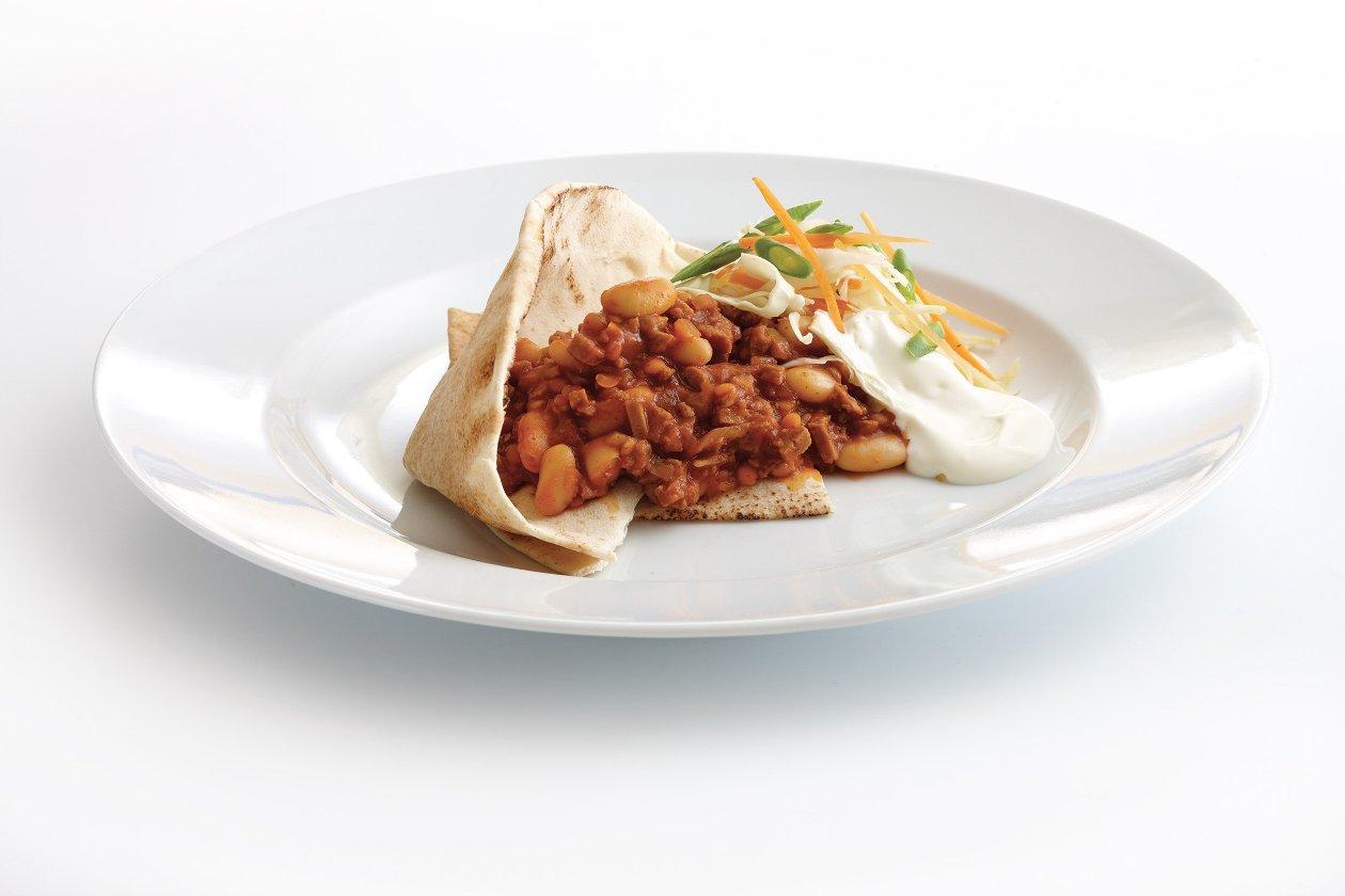 Chili con pollo ja limekastike – Resepti