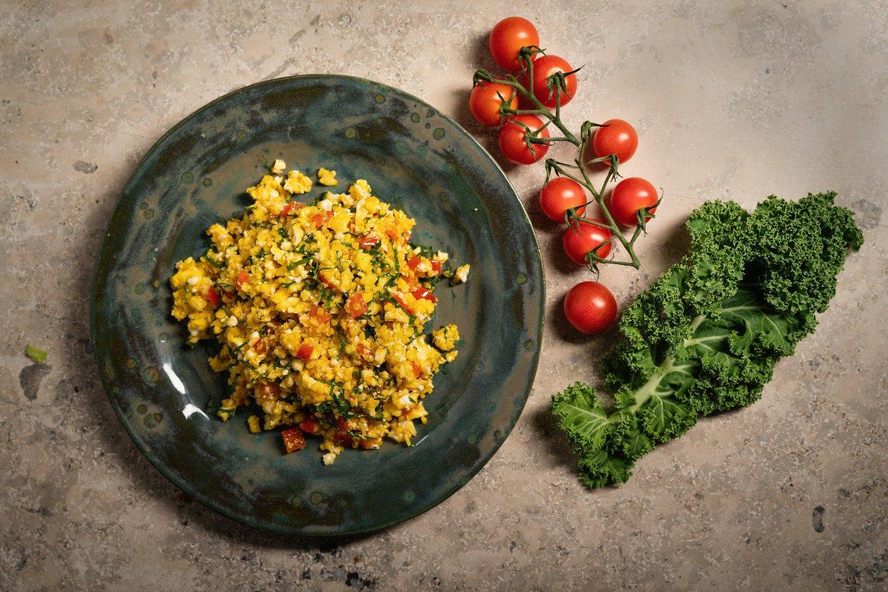 Kukkakaali tabouleh – Resepti