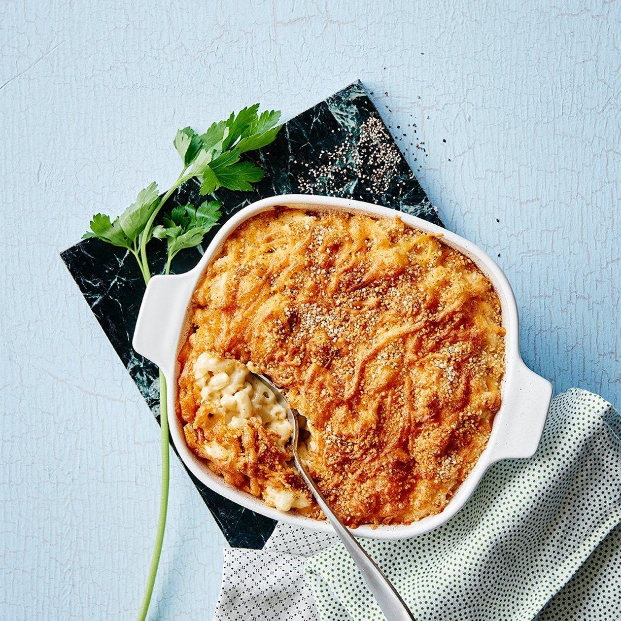 Macaroni and cheese – Resepti