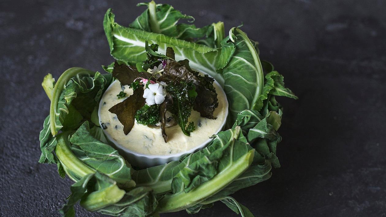 Umami merilevä-peruna muusi ja kaaleja – Resepti