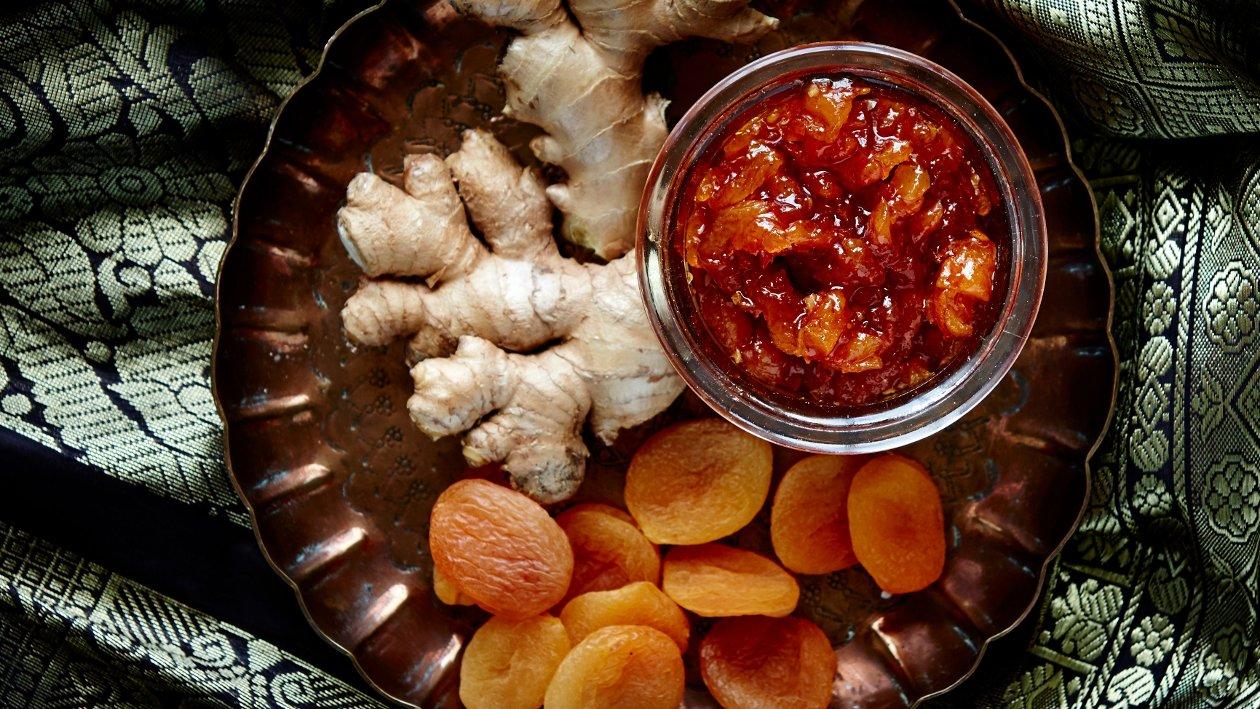 Aprikoosichutney  – Resepti