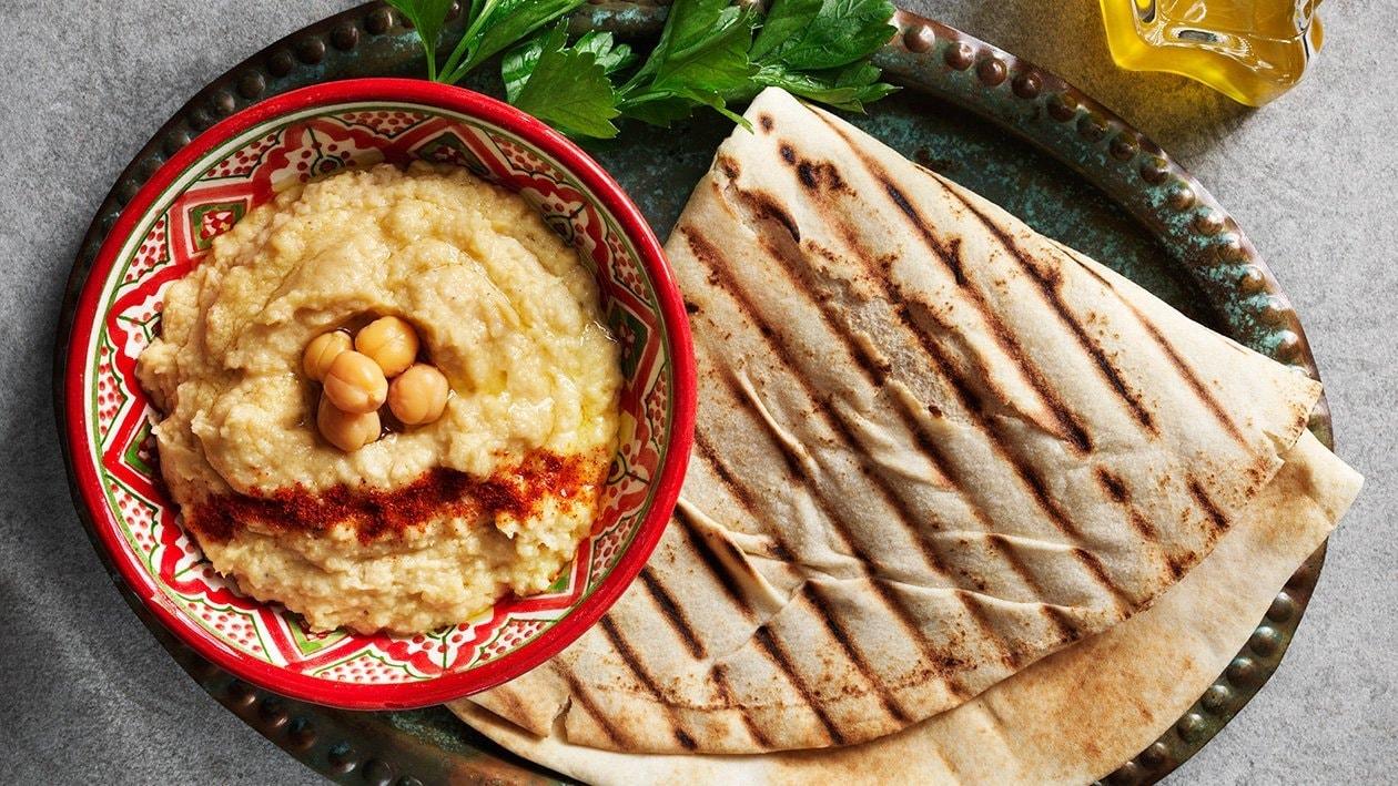 Hummus – Resepti