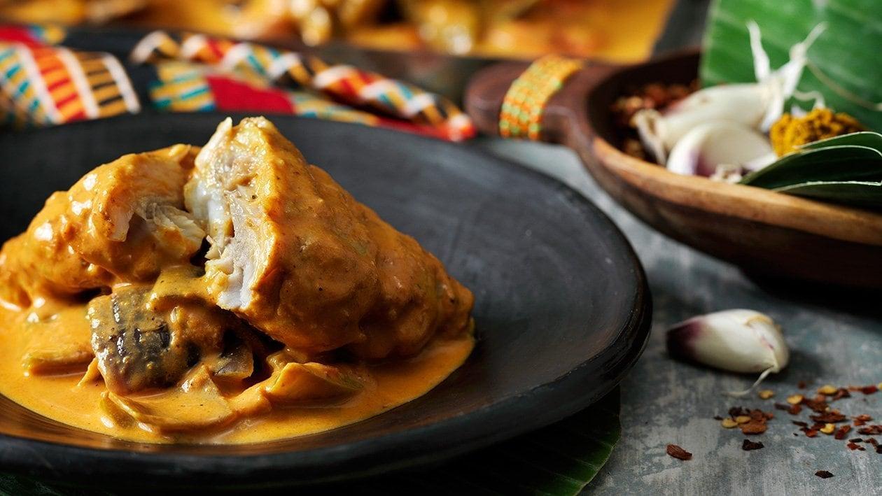 Mtuzi wa Samaki, kalaa kookoscurryssa tansaanialaisen tapan – Resepti