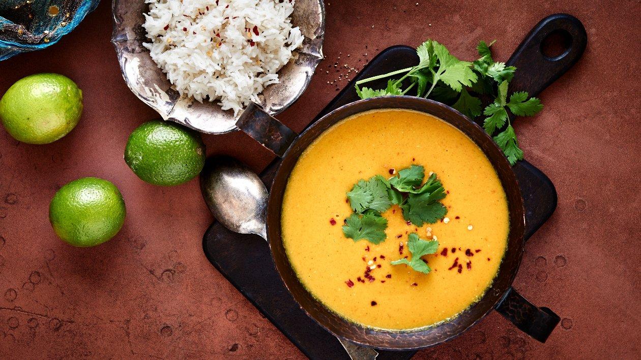 Porkkanakeitto korma  – Resepti
