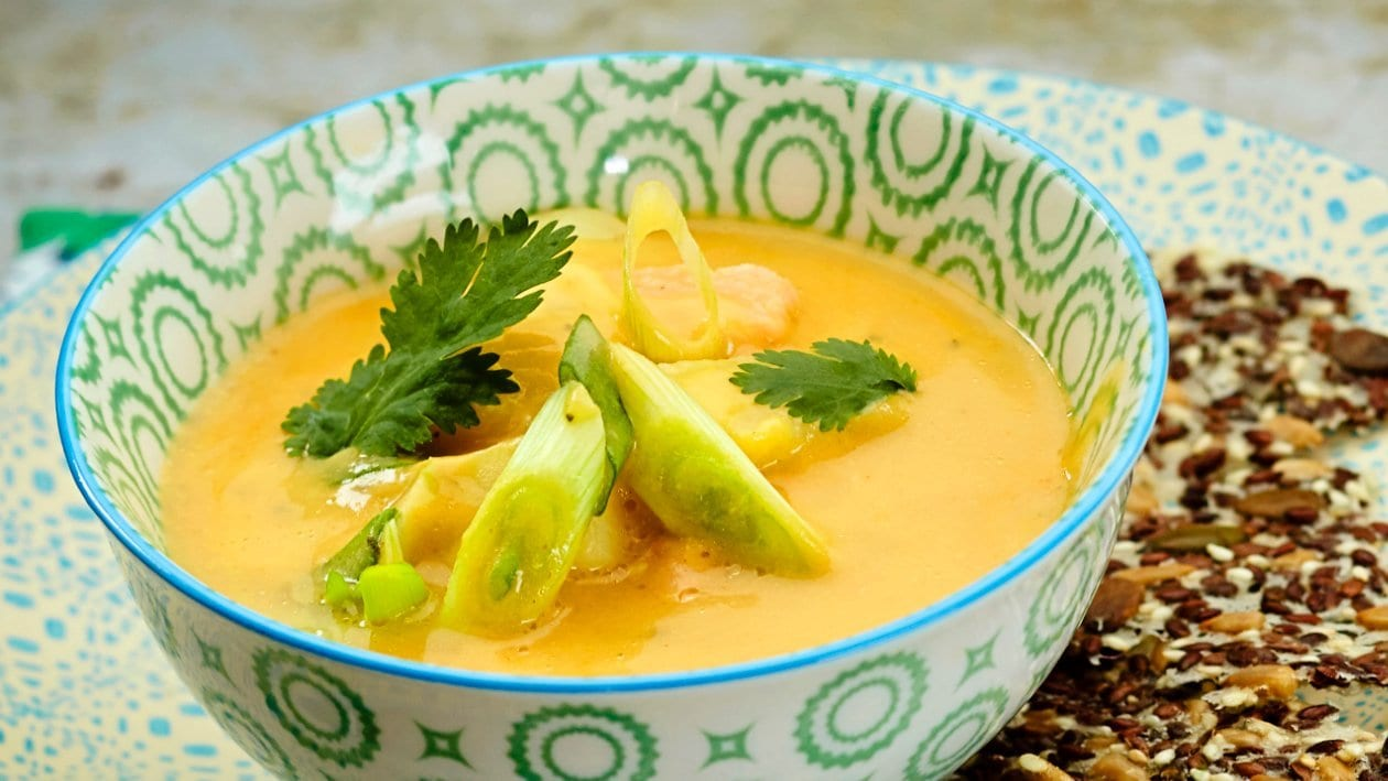 Thai-kalakeitto – Resepti
